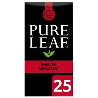 Pure Leaf Biologische Thee English Breakfast 25 zakjes