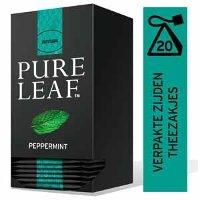 Pure Leaf Pepermunt 20 zakjes