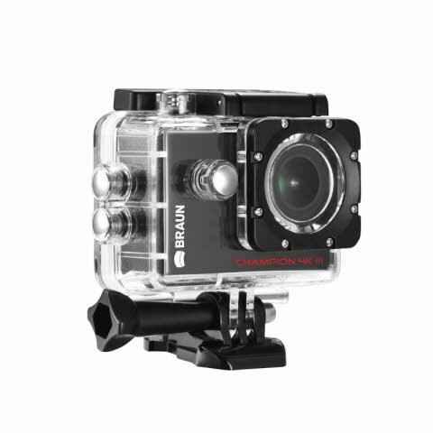 Action cam Braun Champion  -