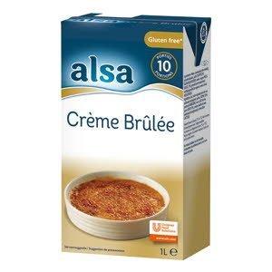 Alsa Crème Brûlée vloeibaar 10 porties