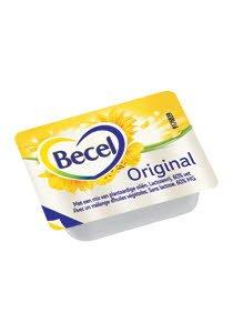 Becel Original Margarine 60% portieverpakking 200x10g