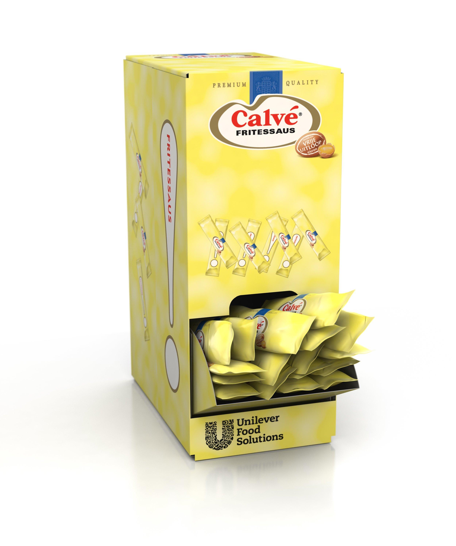 Calvé Fritessaus 120x20ml