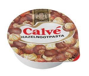 Calvé Hazelnootpasta 50x15g