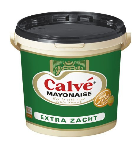 Calvé Mayonaise Extra Zacht 10L