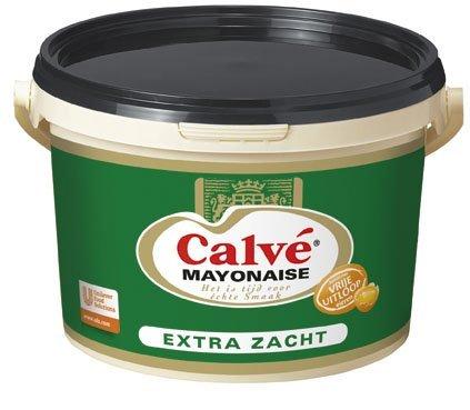 Calvé Mayonaise Extra Zacht 3L
