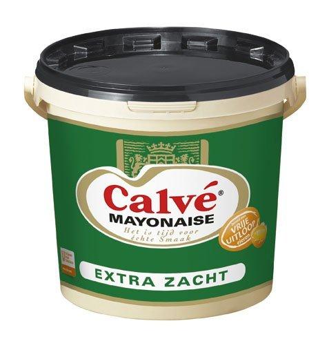 Calvé Mayonaise Extra Zacht