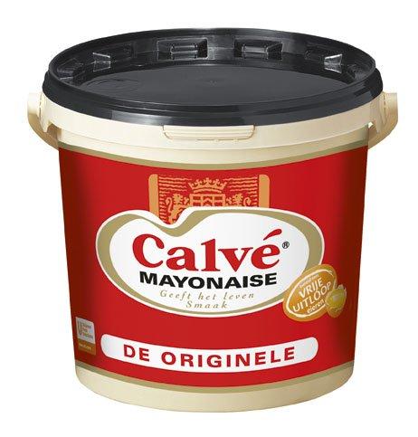 Calvé Mayonaise Origineel 10L -
