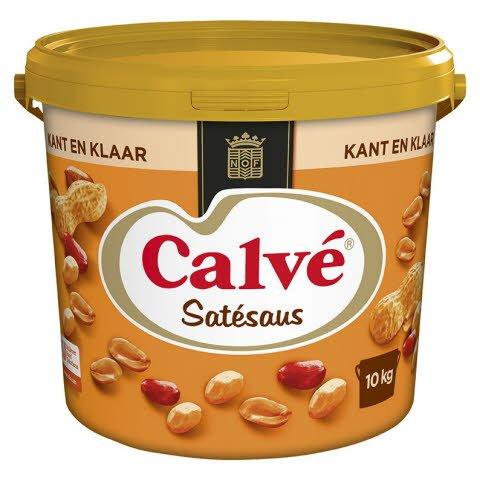 Calvé Satésaus Kant-en-Klaar 10kg -