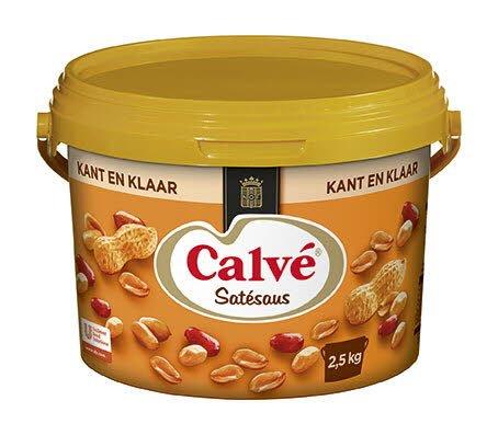 Calvé Satésaus kant en klaar