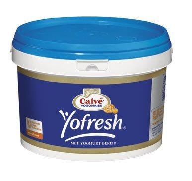 Calvé Yofresh Yogonaise