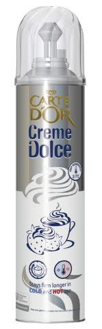 Carte d'Or Creme Dolce in spuitbus 500ml