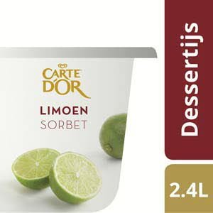 Carte d'Or Sorbet Limoenijs