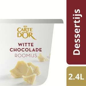 Carte d'Or Witte Chocolade roomijs