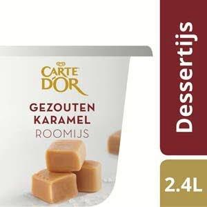Carte d'Or Gezouten Karamelroomijs