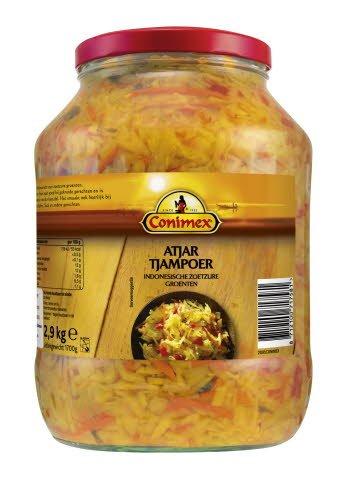 Conimex Atjar Tjampoer 2,9kg