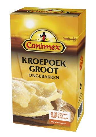 Conimex Kroepoek Ongebakken, groot