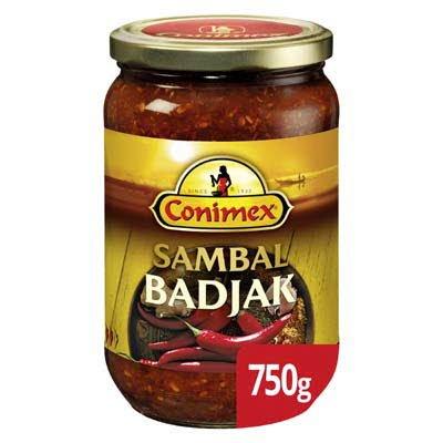 Conimex Sambal Badjak 750g -