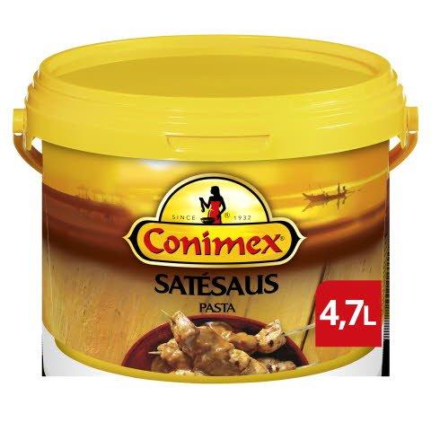 Conimex Satésaus Pasta 4,7L -