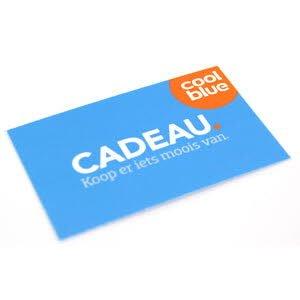 Coolblue cadeaukaart 10 euro