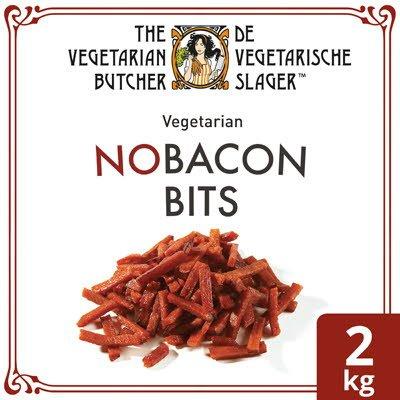De Vegetarische Slager NoBacon Vegetarische Spek 2kg -