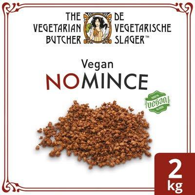 De Vegetarische Slager NoMince Vegetarische Rulgehakt 2kg -