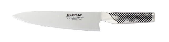Global® koksmes 20 cm