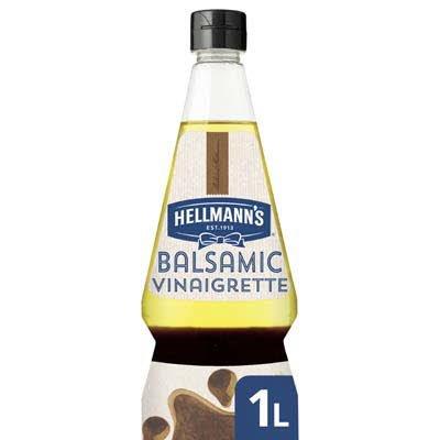 Hellmann's Balsamic Vinaigrette Vloeibaar 1L