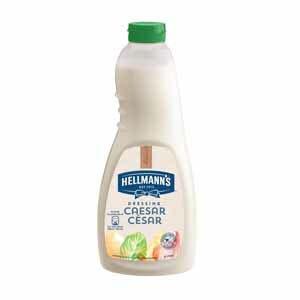 Hellmann's Caesar Dressing Vloeibaar 1L -