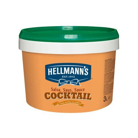 Hellmann's Cocktail Saus -