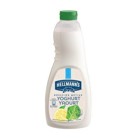 Hellmann's Dressing met Yoghurt 1L