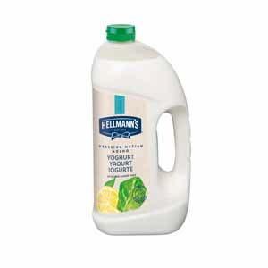 Hellmann's Dressing met Yoghurt Vloeibaar 3L