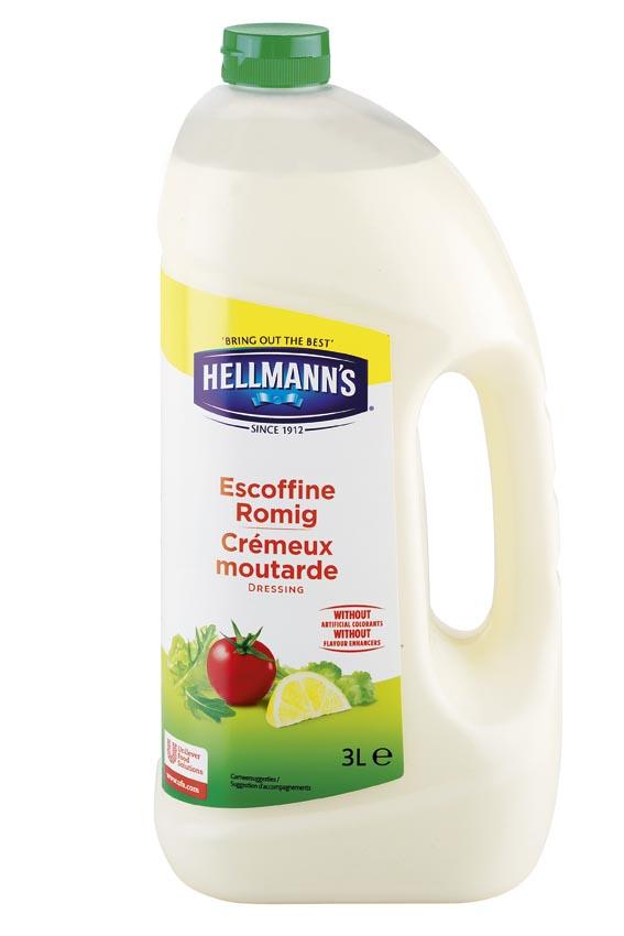 Hellmann's Escoffine Romig -