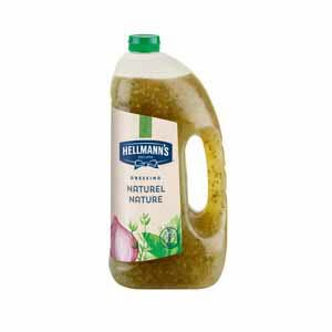 Hellmann's Naturel Dressing 3L