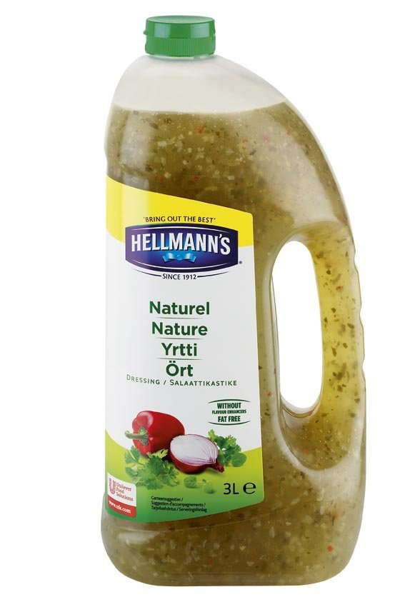 Hellmann's Naturel Dressing