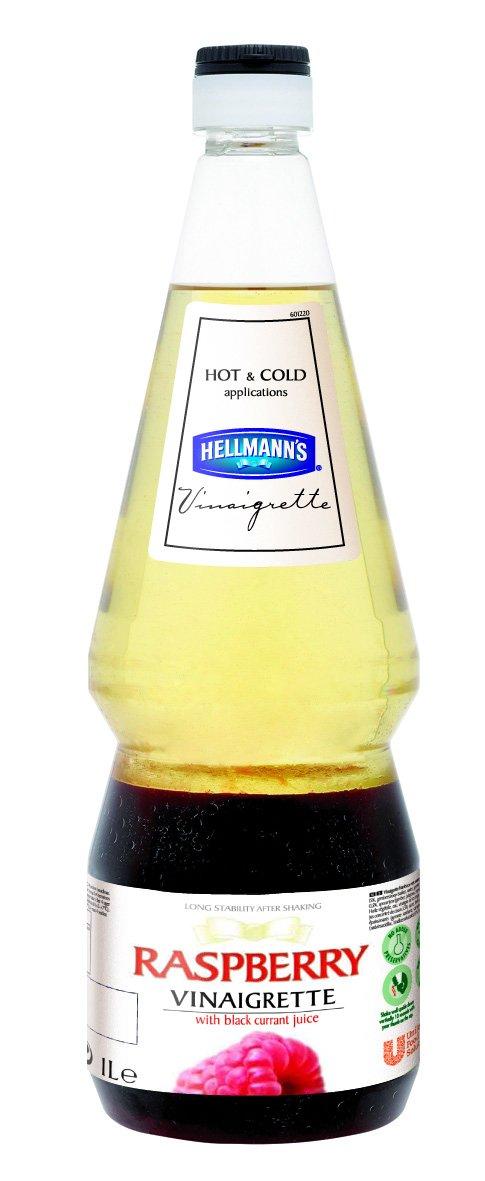 Hellmann's Raspberry Vinaigrette Vloeibaar 1L