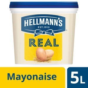 Hellmann's Real Mayonaise 5L