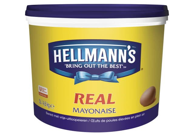 Hellmann's Real Mayonaise Emmer