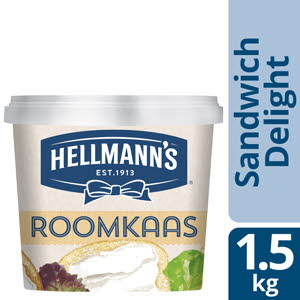 Hellmann's Sandwich Delight Roomkaas -