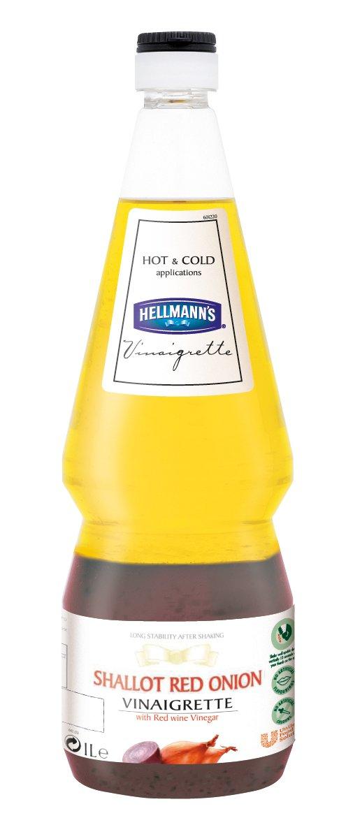 Hellmann's Sjalot Rode Ui Vinaigrette 1L
