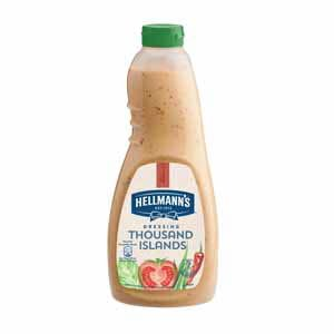 Hellmann's Thousand Islands Dressing 1L -