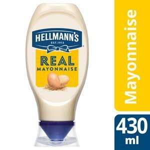 Hellmann's Real Mayonaise Knijpfles