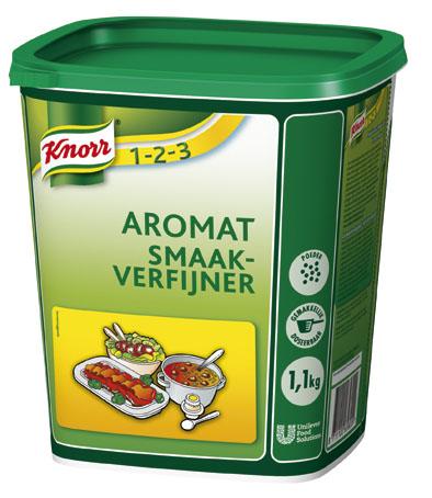 Knorr 1-2-3 Aromat Smaakverfijner -