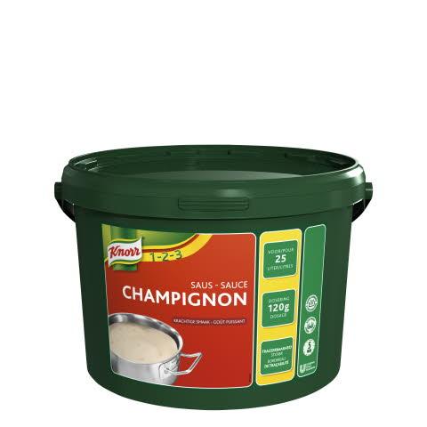 Knorr 1-2-3 Champignon Saus -