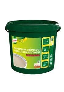 Knorr 1-2-3 Champignonsoep in grootverpakking Poeder 46L