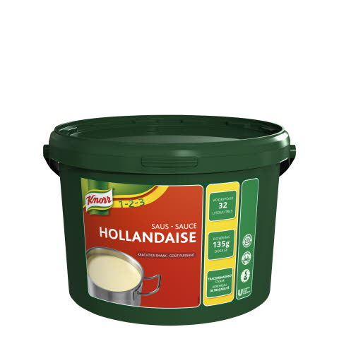 Knorr 1-2-3 Hollandaise -