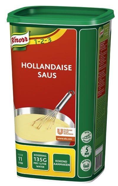 Knorr 1-2-3 Hollandaise Saus