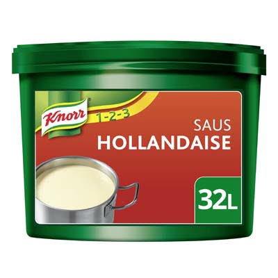 Knorr 1-2-3 Hollandaise Saus Poeder 3,75kg -