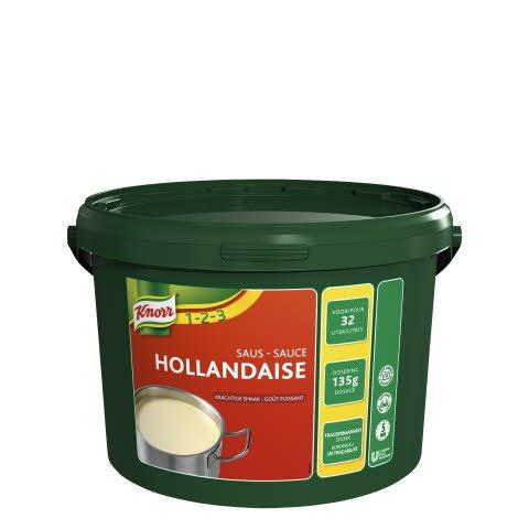 Knorr 1-2-3 Hollandaise Saus Poeder 3kg
