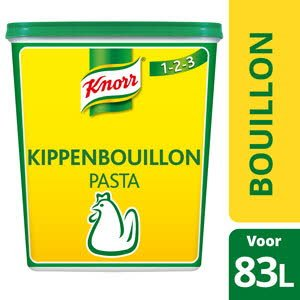 Knorr 1-2-3 Kippenbouillon Pasta 83L