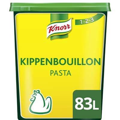 Knorr 1-2-3 Kippenbouillon Pasta opbrengst 83L -